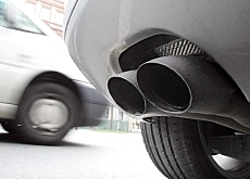 Filters reduce harmful emissions from diesel engines by 95 per cent