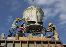 Investment in contruction has grown this year, Seco says (imagepoint)