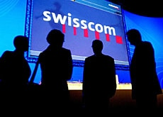In the dark: foreign firms with whom Swisscom wants to negotiate will have to wait