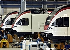 Algerian rail modernisation could present opportunities for Swiss manufacturers