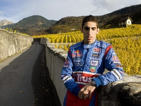 Field of dreams: Sébastien Buemi is ready to prove himself in Formula One
