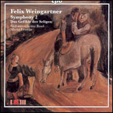 Felix Weingartner (CD cpo)