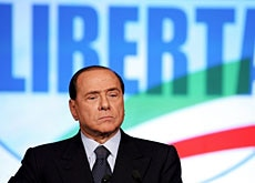 The Swiss are handing over more documents to Italian authorities investigating Berlusconi