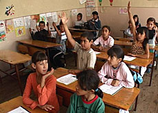 Swiss projects give hope to Roma children - SWI swissinfo ch