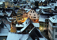 Obwalden reduced its taxes on January 1
