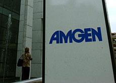 Amgen's international HQ is based in Zug