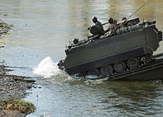 Swiss tanks have recently found themselves in murky waters