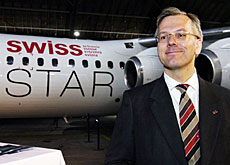 Franz sees Star Alliance as crucial to Swiss turnaround