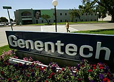 Genentech was a groundbreaking link between biotech and pharma