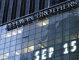 What lessons have Swiss banks learnt from the collapse of Lehman Brothers a year ago?