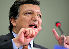 Barroso has harsh but also friendly words for Switzerland