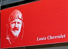 Louis Chevrolet is a famous American with Swiss roots