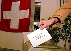 Despite a relatively modest year in 2005, voting is still central to the Swiss way of life