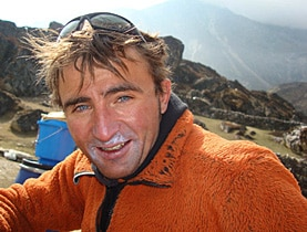 The face of determination: Ueli Steck