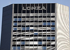 Life sciences will in future make up 90 per cent of Lonza's business