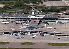 Basel's EuroAirport is going from strength to strength (Keystone/EuroAirport)