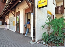 Swiss Post is planning a major shake-up of the post office network