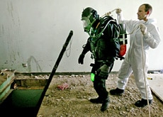 Governments fear they could be facing more biological weapons alerts in the coming years