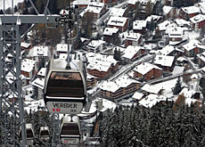 Verbier feels penalised by the temporary ban