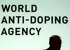 Wada head, Richard Pound, at the closing ceremony