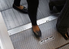 Schindler is one of the elevator and escalator market leaders