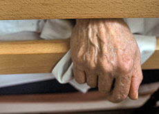 No helping hands: Zurich University Hospital has banned assisted suicide (imagepoint)
