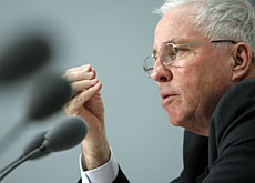 Justice Minister Christoph Blocher believes the measures are still necessary