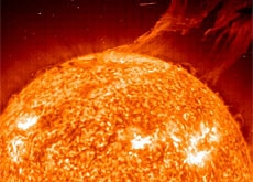 Solar flares are a hot topic for scientists