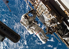 Spacewalks are dangerous at the best of times, without having to worry about flying space junk