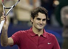 One more to go for Federer