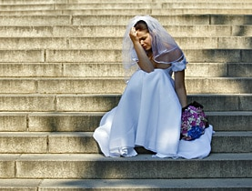 Forced marriages can often be difficult for those involved