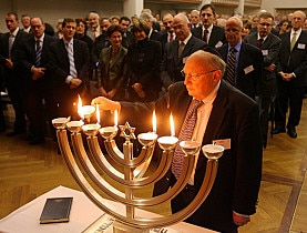 Celebrations to mark the 50th anniversary of the Switzerland-Israel Society in Zurich