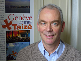 Brother Richard has been a member of the Taizé Community for almost 30 years
