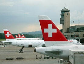 Swiss's operating profit more than doubled in 2007