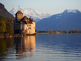 "Château de Chillon has become a ""must-see"" tourist stop-off"
