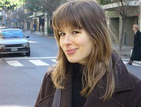 Como una historia de amor que se repite entre artistas suizos y argentinos: la violinista y compositora helvética Sophie Lüssi llegó hace cinco años a ... - sriimg20080414-8969617-0-data