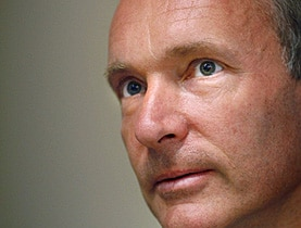 "Tim Berners-Lee, o ""inventor"" da WWW"