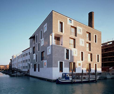 Architettura italiana tra disinteresse e creativit swi for Casa moderna zurigo