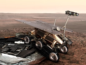After the failure of Beagle 2, European space engineers have been doggedly working on ExoMars, the next rover