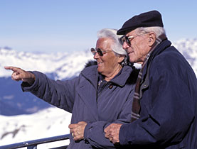 Old people are the future in Switzerland - but what does it mean for the budget?