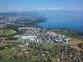 The EPFL is the study, research and workplace of some 10,000 students, staff and professors from 107 countries