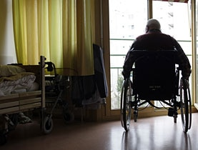 Exit carried out 66 assisted suicides in French-speaking Switzerland last year, five of which took place in nursing homes