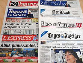 La prensa destaca la aceptación de la imprescriptibilidad de los crímenes pedófilos.