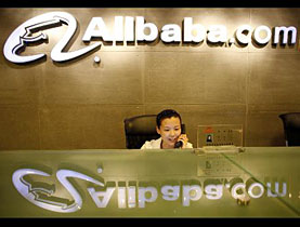 Chinese e-commerce giant Alibaba wants small- and medium-sized European firms to link with Asian partners
