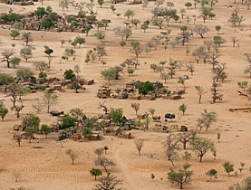 Desertification is just one of the issues on the table at climate talks