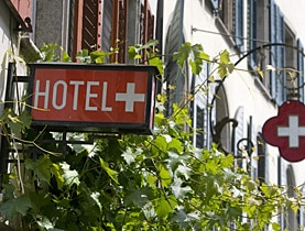 Swiss values and visitors could help the tourism industry cope with the downturn