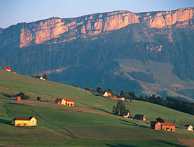 The franc stretches further in Appenzell Inner Rhodes