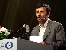 The presence in Geneva of Iranian President Mahmoud Ahmadinejad is concerning several western countries