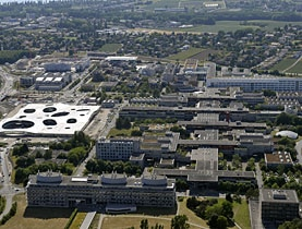 Making better brains: The Federal Institute of Technology Lausanne (EPFL) will be one subject in a benchmark study on Swiss university competitiveness
