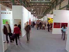 Kunst 09 in Zurich expects 20'000 visitors this year